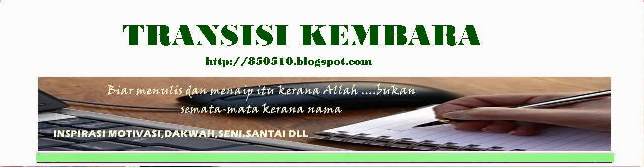 TRANSISI KEMBARA