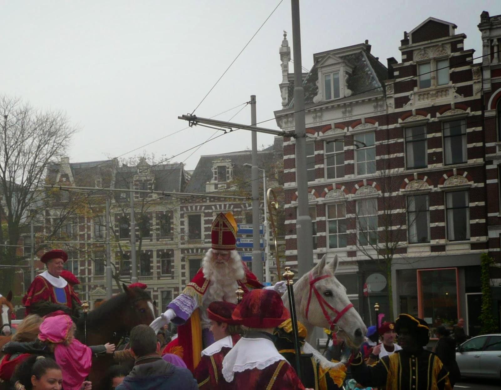 Sinterklaas Rotterdam