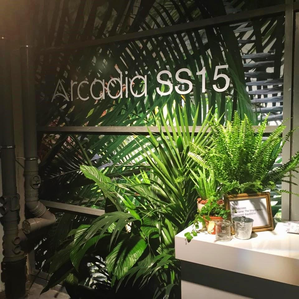 #GardenOfArcadiaSS15, press day, fashion blogger