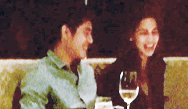Jasmine Curtis denies budding romance with Paulo Avelino!