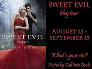 Sweet Evil Blog Tour
