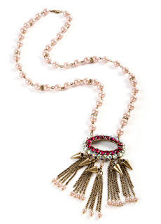 Duro Olowu jcpenney collabo - Embellished pendant necklace - iloveankara.blogspot.co.uk