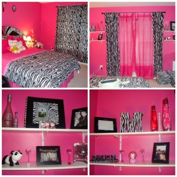 zebra room paint ideas