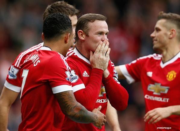 Man United Sikat Sunderland Tiga Gool, Langsung Kece Di Puncak Klasemen Sementara EPL!
