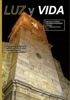 Nueva revista parroquial: LUZ Y VIDA