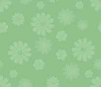 background bunga hijau