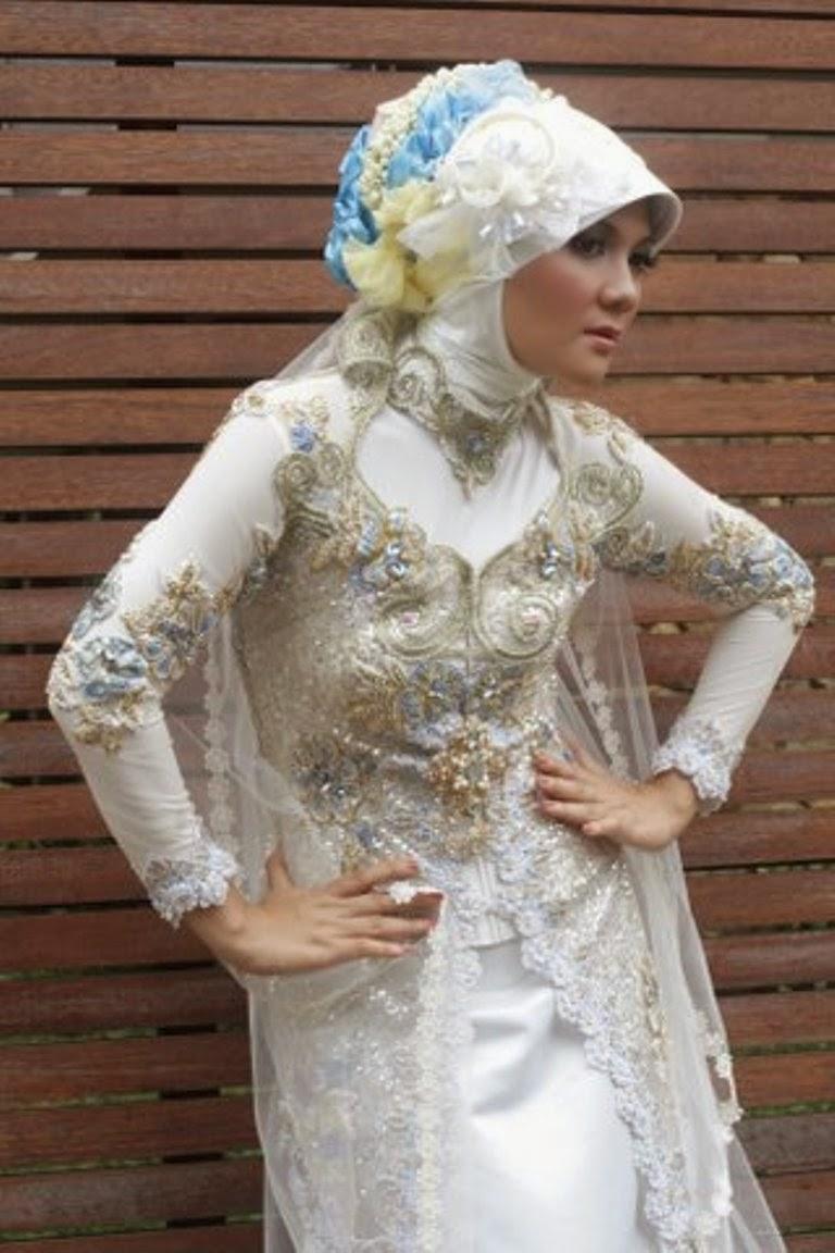 Model Kebaya Modern Berjilbab Nan Elegan