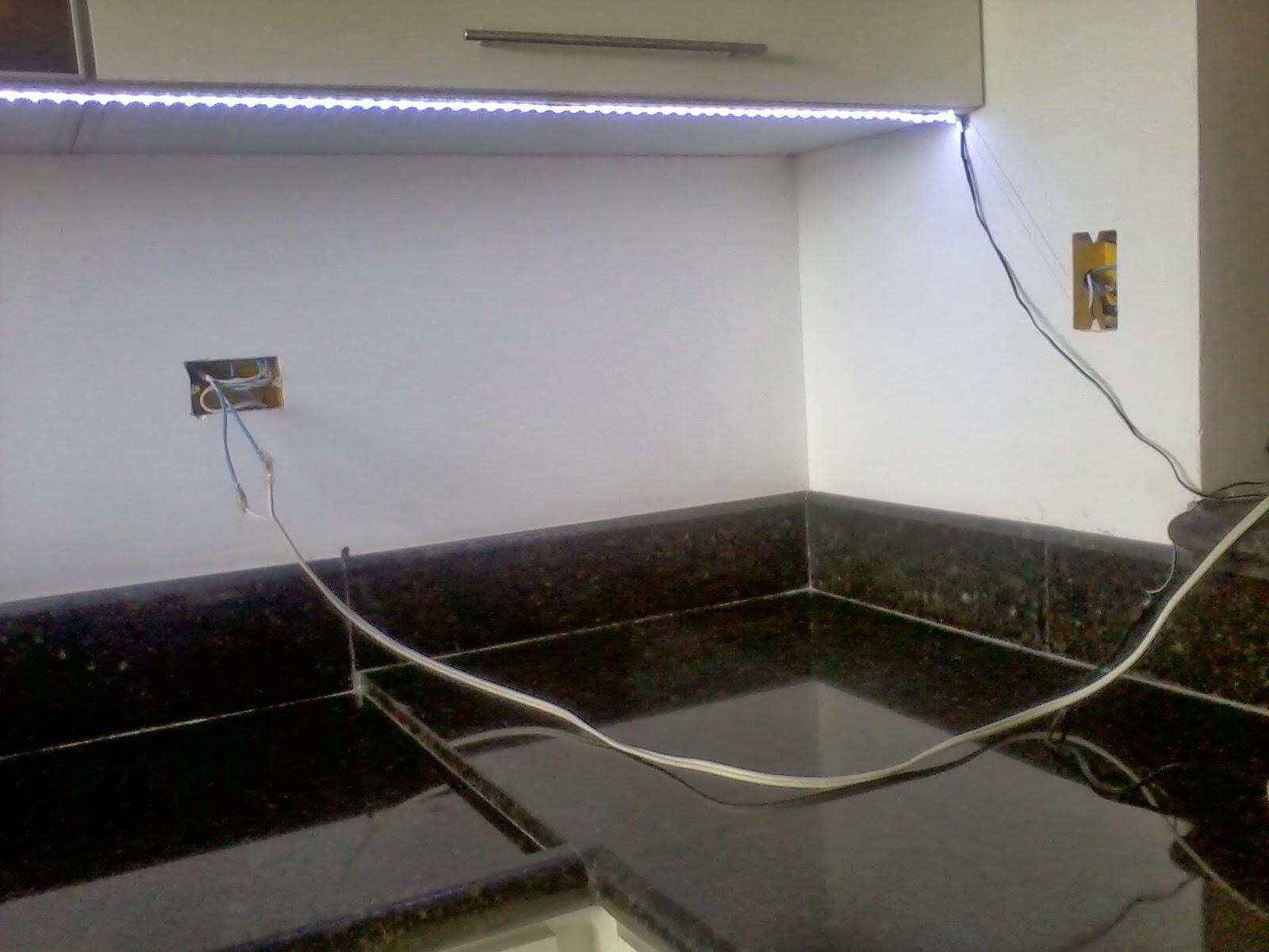 Fa a tamb m cozinha planejada - Luz led casa ...