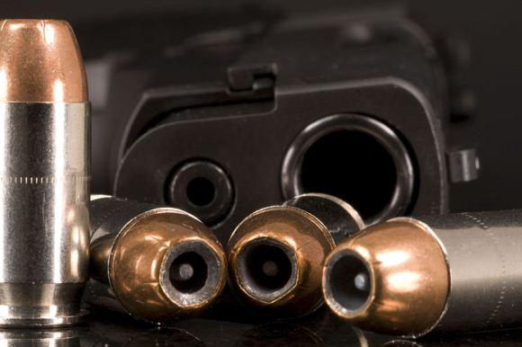 Senjata api dan amunisi