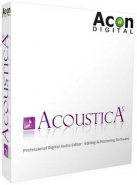 Acon Digital Media Acoustica Premium Edition v5.0.0.63 Keygen
