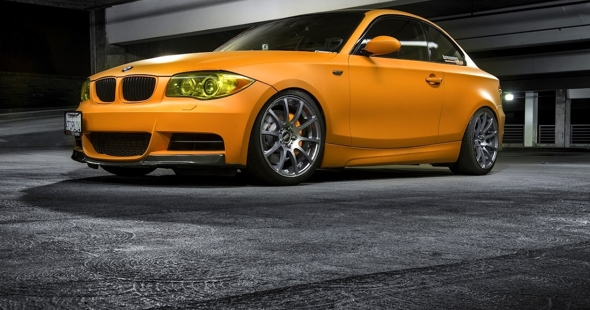related pictures orange bmw - photo #23