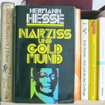 Narziß und Goldmund von Hermann Hesse