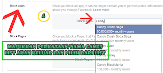 Tutorial Block / Ban Notifikasi Game Di Facebook