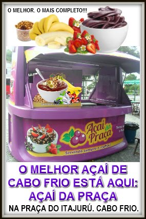 Açaí da Praça - O Melhor!!!
