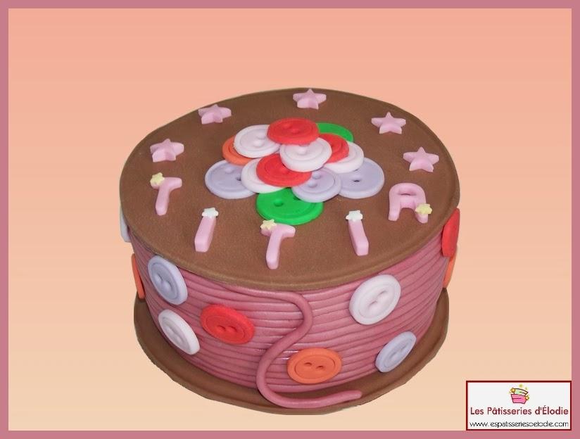 Laetitia Cake Design Lyon