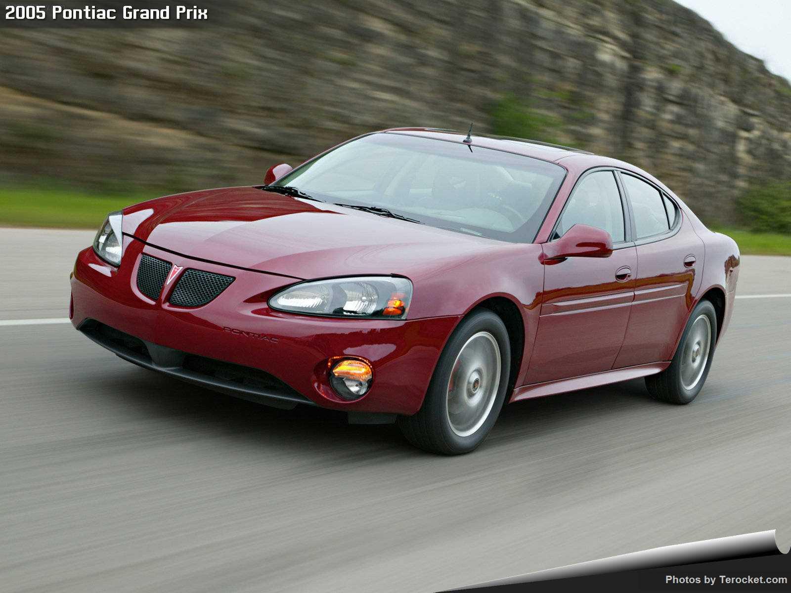 Hình ảnh xe ô tô Pontiac Grand Prix 2005 & nội ngoại thất