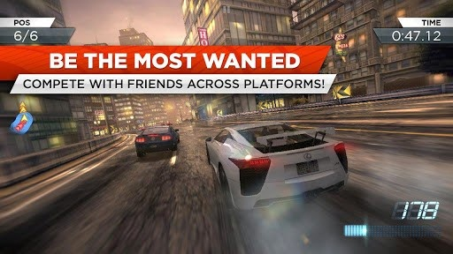 Need for Speed™ Most Wanted v1.3.63 APK [Mod Money/Unlock]