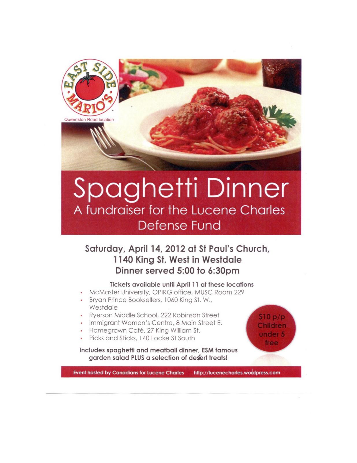 Olive Garden Logo Png Spaghetti Dinner Fundr...