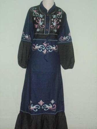 BAJU BUSANA GAMIS ROK CELANA MURAH 2011 | Koleksi Baju Busana Muslim