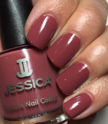 Jessica Cosmetics La Vie Boheme; Haute Hippie