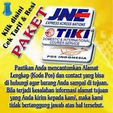 cek tarif ongkir dan no. resi pengiriman Tiki, JNE, Pos Giro Indonesia