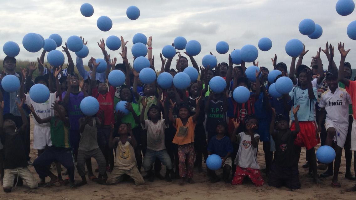 Fussballschule in Selo