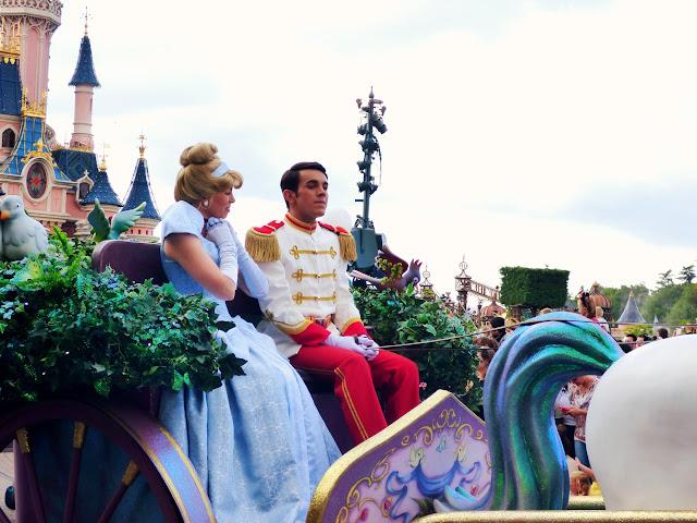 Cendrillon et son prince