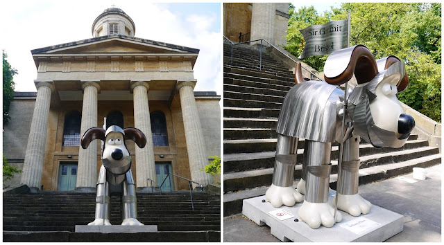 Sir Gromit of Bristol Gromit