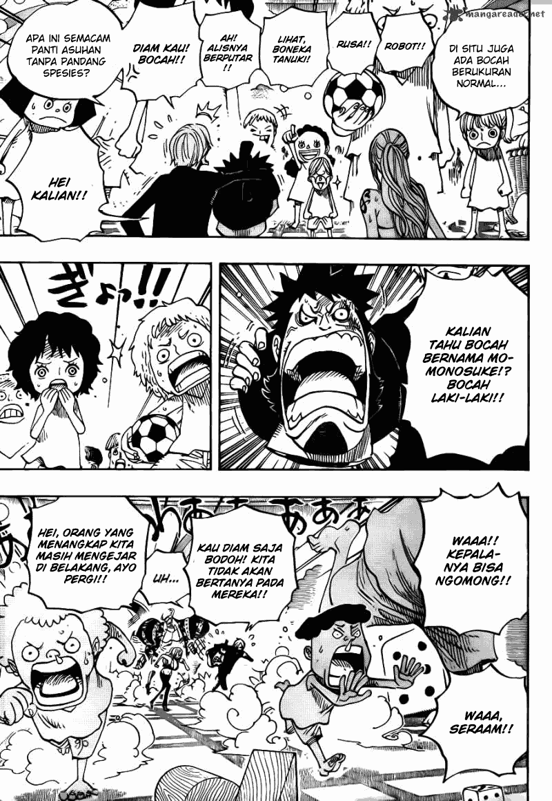 One Piece Chapter 658, One Piece 658 Bahasa Indonesia, One Piece 658