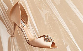 Badgley Mischka Evening Shoes