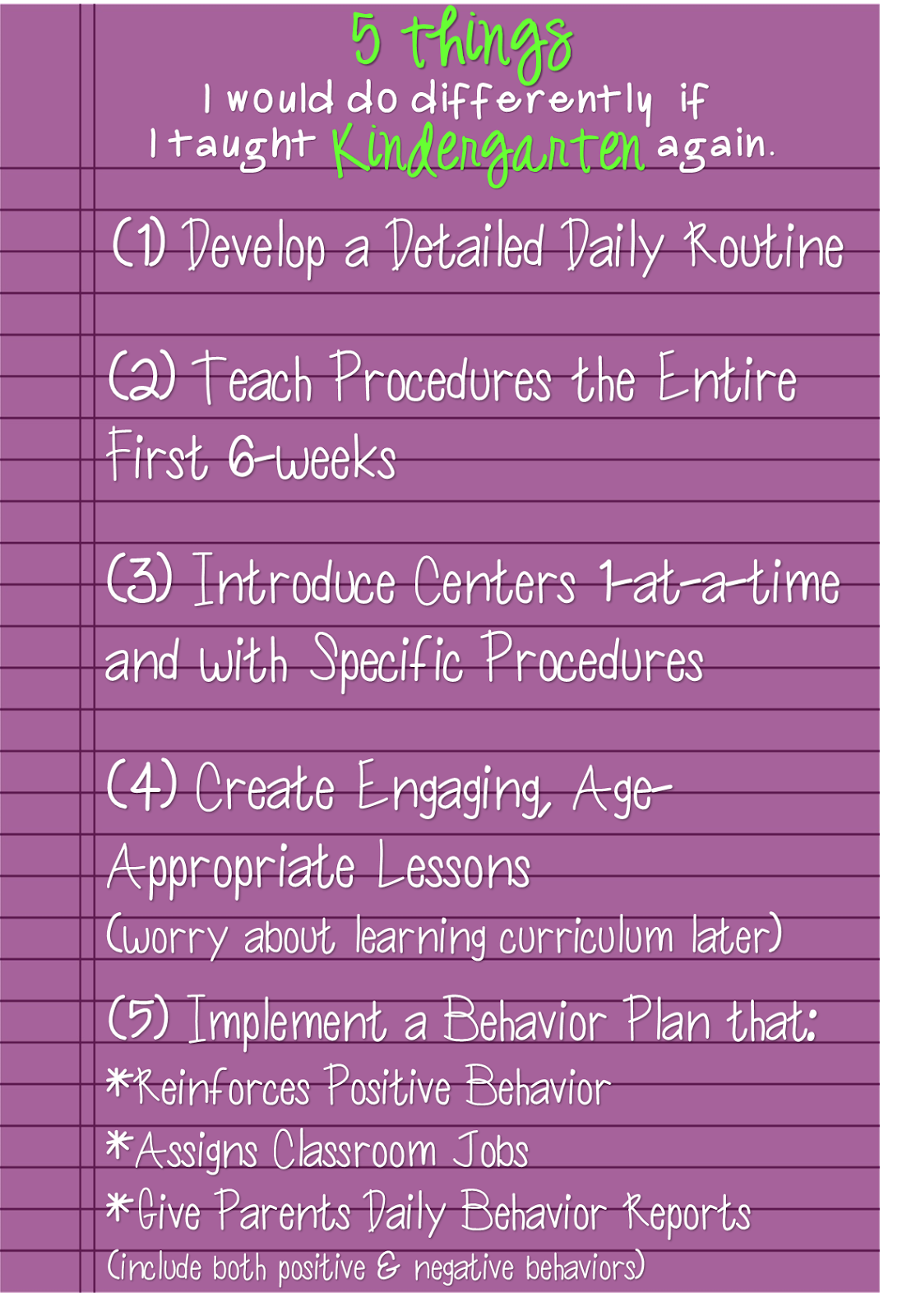 this little piggy reads 2014 i realize that the behavior issues were pretty much all my fault so here is a quick list of things i know would have improved my classroom behavior