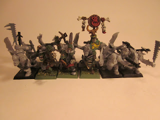 Ruglud's Armoured Orcs