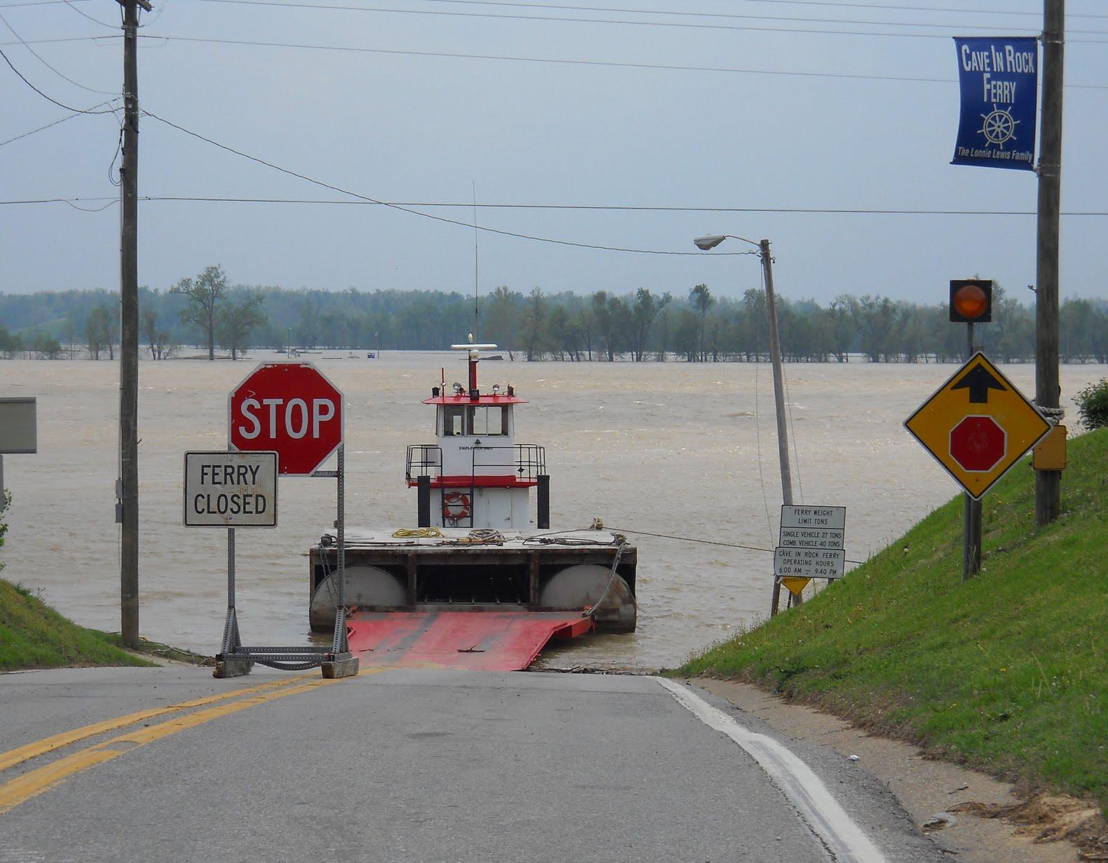 Illinois bureau county ohio - Ohio River Rising Back For An Encore