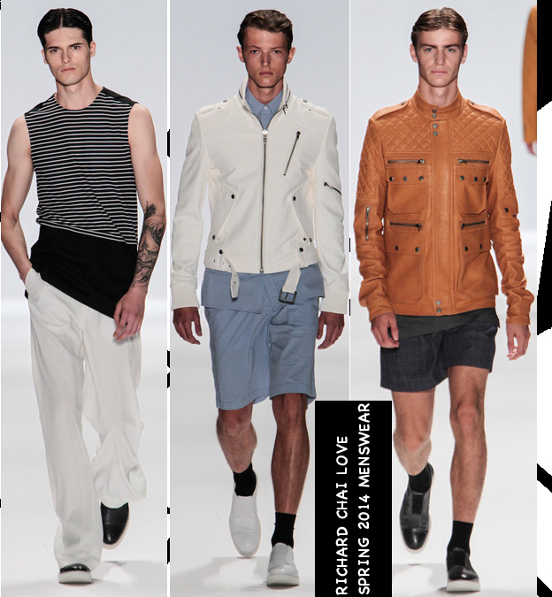 richard chai mens spring 2014 jackets