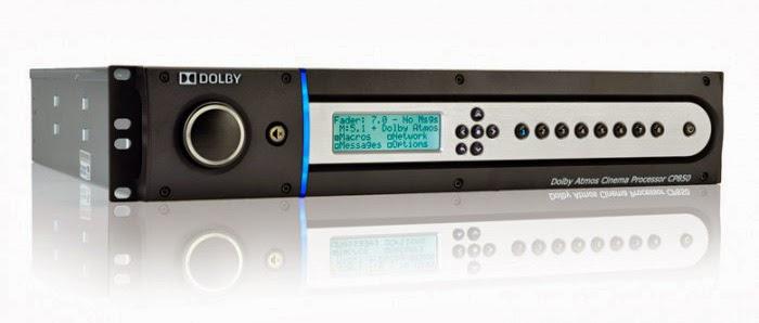 Dolby Atmos Cinema Processor CP850