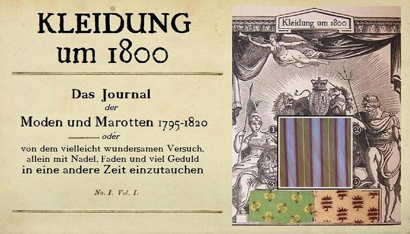 Kleidung um 1800