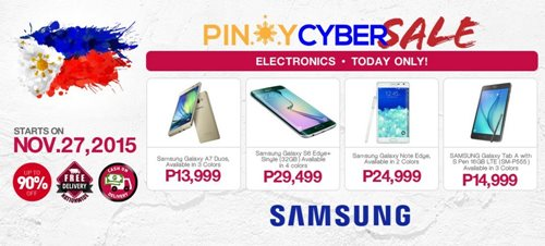 pinoy-cyber-sale ensogo samsung-note iphone6 sale black-friday