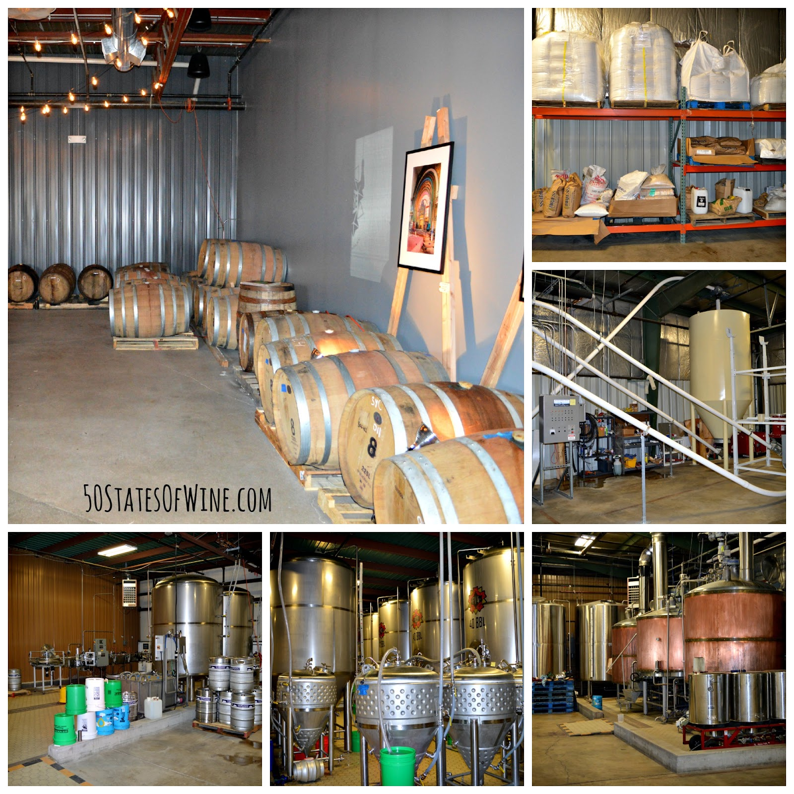 Penrose Brewing Brewery