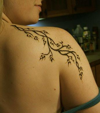 Latest Henna Tattoo Designs 2012