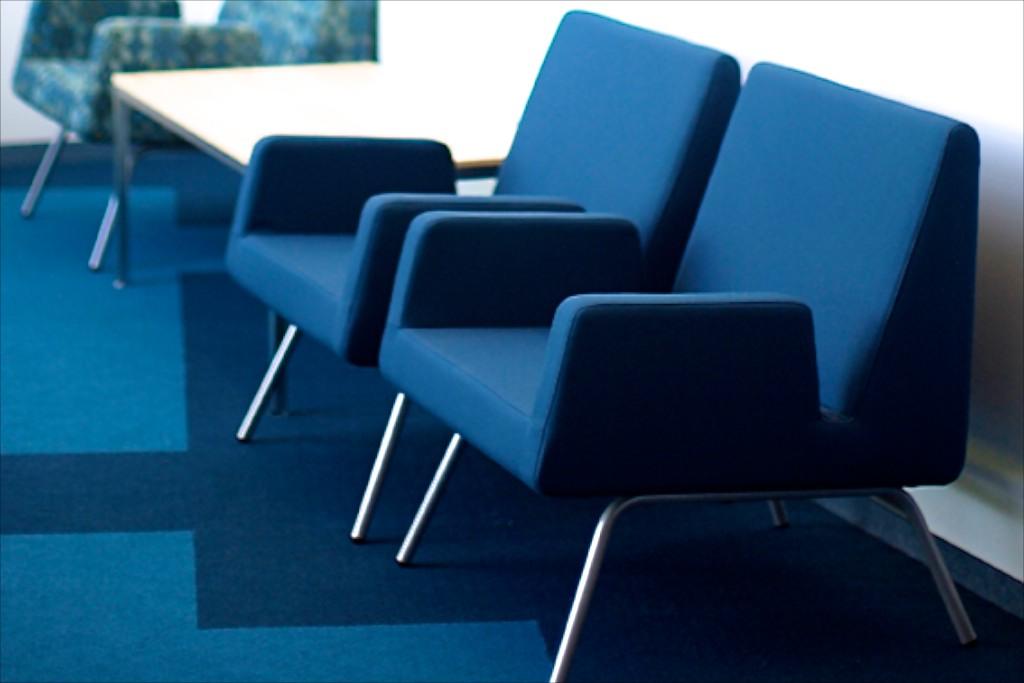 The T Series Is Manufactured By Matthew Butleru0027s Furniture Label  U0027Bluesquareu0027. Customers Include Deakin University, Brisbane International  Airport, ...