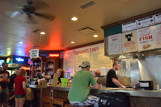 Primanti Brothers restaurant in Pittsburgh.