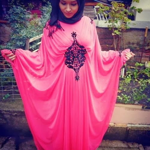 Abayas Roses Tr 232 S 233 L 233 Gantes Hijab Fashion And Chic Style