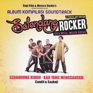 Candil & Saykoji - Selendang Rocker (feat. Saykoji) on iTunes