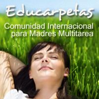 Educarpetas. Comunidad Internacional para Madres Multitarea