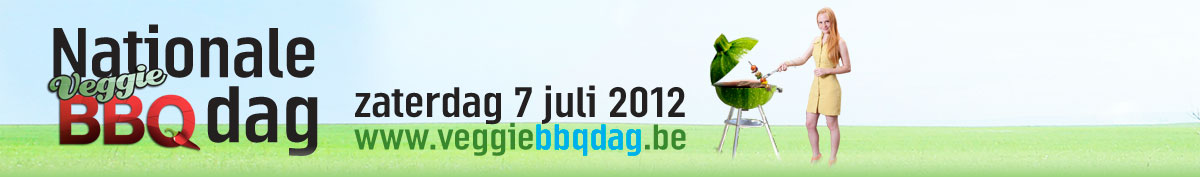 Nationale Veggie BBQ dag