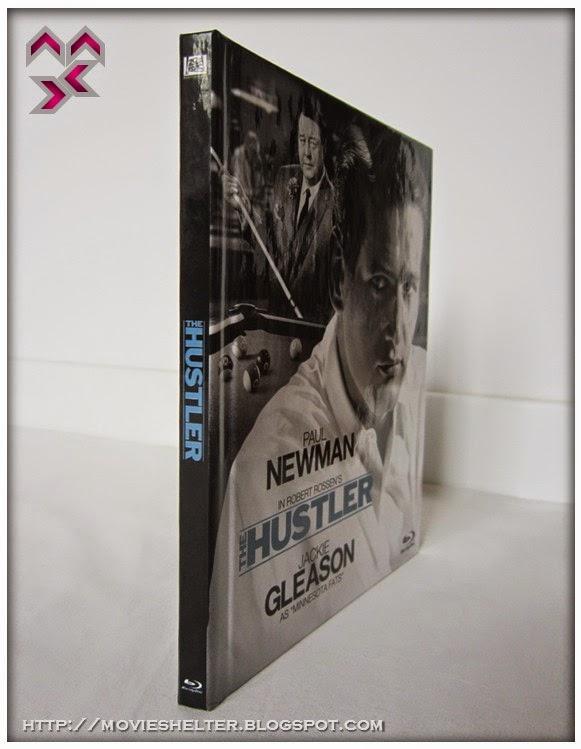 The hustler blu ray especial. Today read