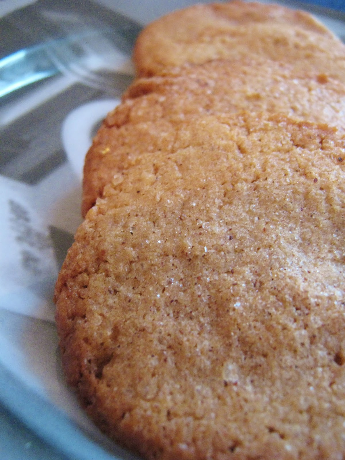 Baking and Mistaking: Cinnamon French Toast Cookies