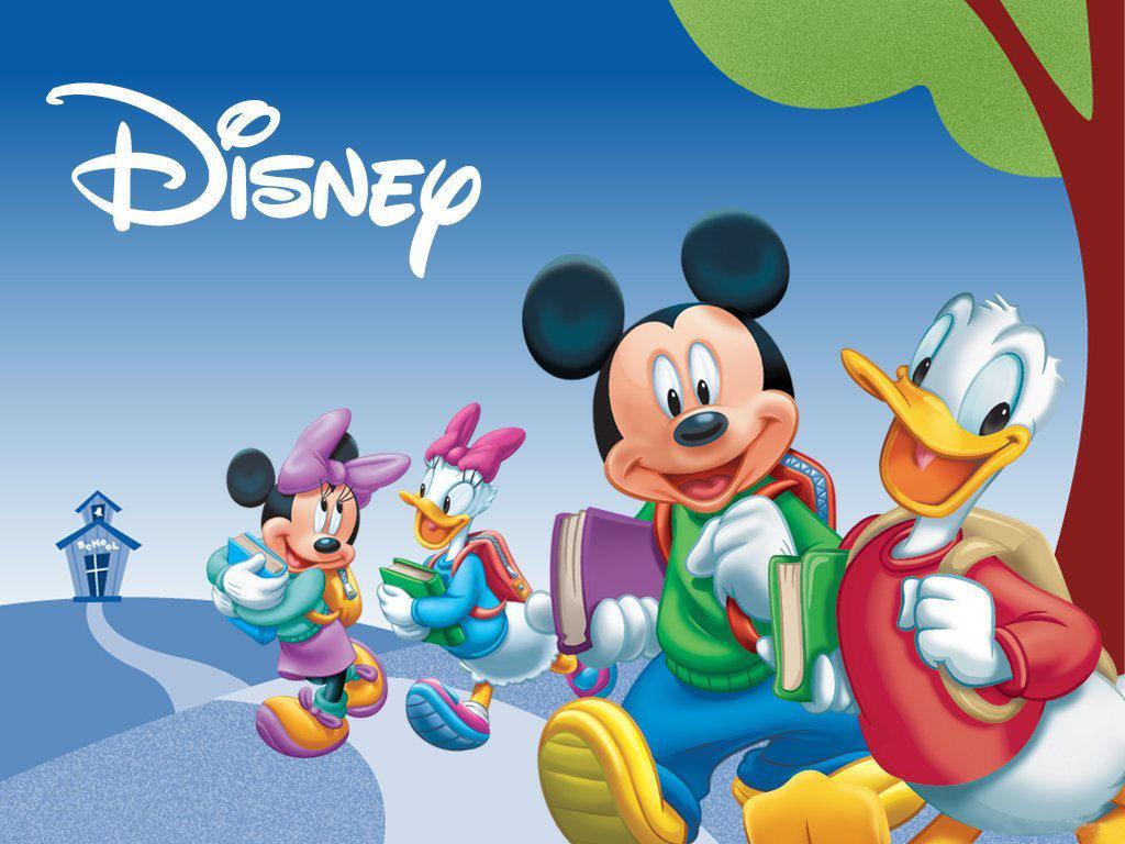 Mickey Donald Duck Wallpapers