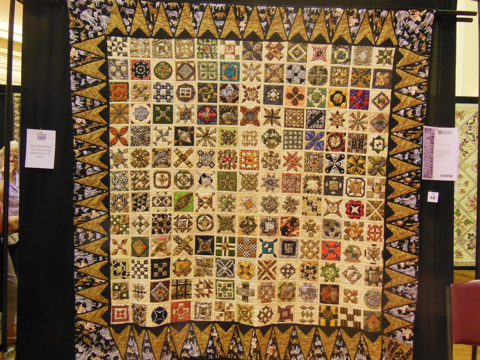 Quilting By Celia Dear Jane Quilt Show