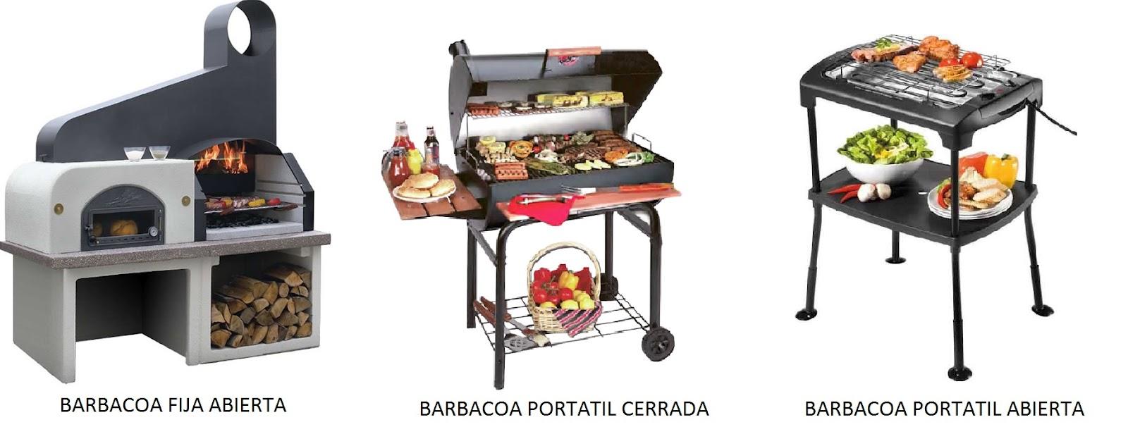 Consejos para una buena barbacoa the spanish food - Tipos de barbacoas ...